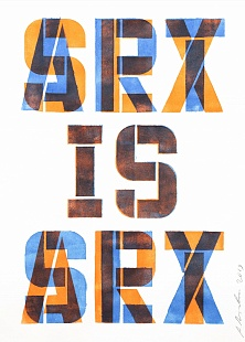 SEX IS ART